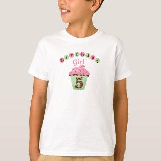 Leeftijd 5 van het feestvarken t shirt