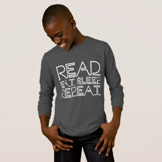 Lees, eet, Slaap, herhaal T Shirt