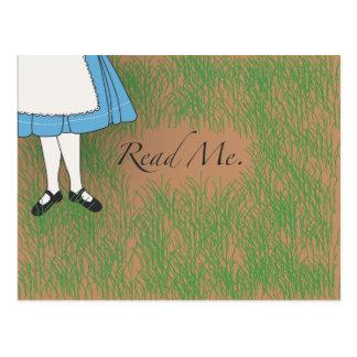 Lees me Briefkaart