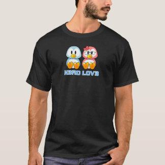 Leet spreekt Nerd Valentijn T Shirt