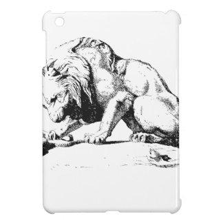 Leeuw en het Serpent iPad Mini Hoesjes