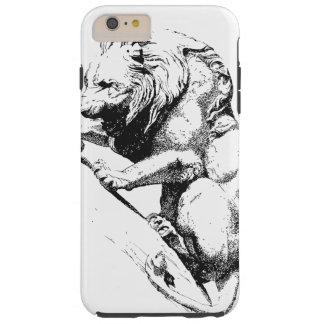 Leeuw en het Serpent Tough iPhone 6 Plus Hoesje