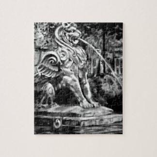 leeuw fontein puzzels