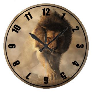 Leeuw Grote Klok