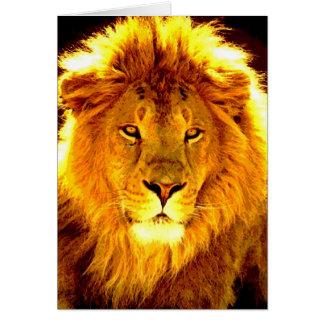 Leeuw Kaart