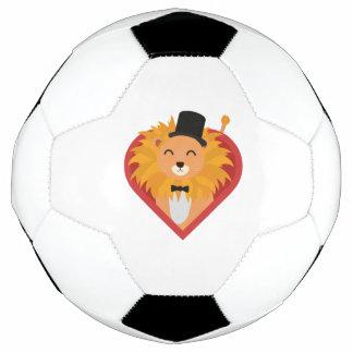 Leeuw met Pet in hart Zjrz1