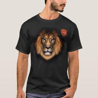 Leeuw met Springbok in zijn gezichten T Shirt