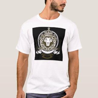 Leeuw van Judah - het citaat van Minott van de T Shirt