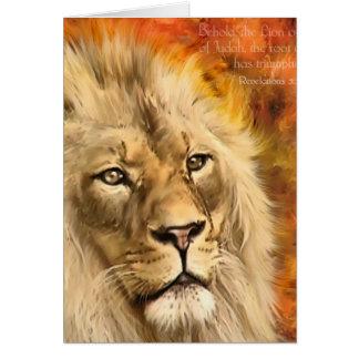 Leeuw van Judah Kaart