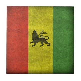 Leeuw van Judah Tegeltje Vierkant Small