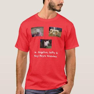 LeftyMMBC, angelface, rayray2, ben ik Engelwortel, T Shirt