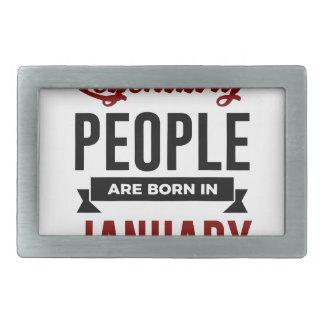 Legendarische Geboren in de Verjaardag van de Gespen