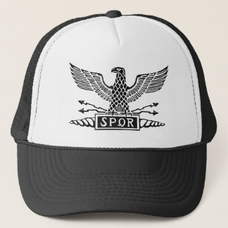 Legioen Eagle Trucker Pet
