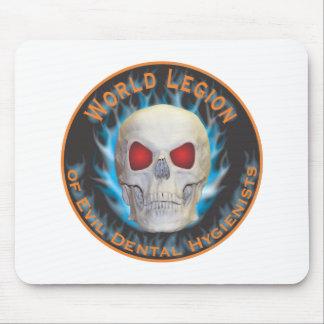 Legioen van Kwade TandHygiënisten Muismat