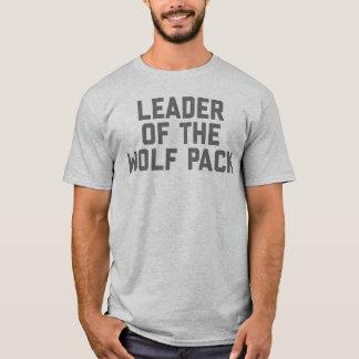 Leider van de T-shirt van het Pak van de Wolf