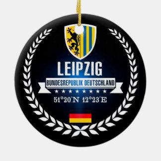 Leipzig Rond Keramisch Ornament