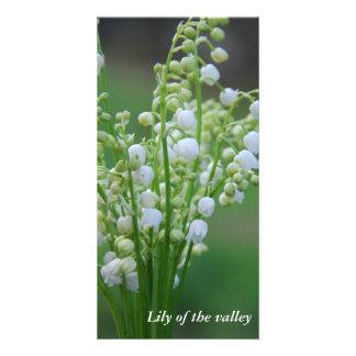 Lelietje-van-dalen Gepersonaliseerde Fotokaarten