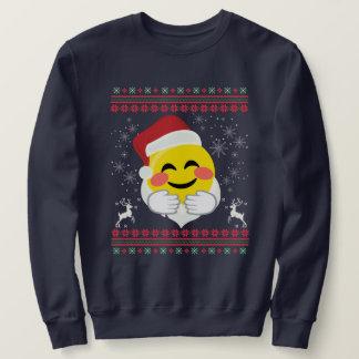 Lelijke Kerstmis van het Sweatshirt van Smiley