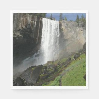 Lente Herfsten I in Nationaal Park Yosemite Wegwerp Servet