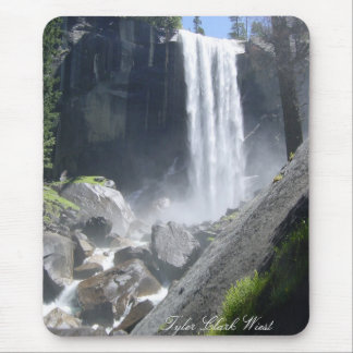 Lente Herfsten, Yosemite Californië Muismatten