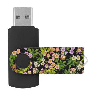 Lenten nam de Aandrijving van de Flits van USB van Swivel USB 3.0 Stick