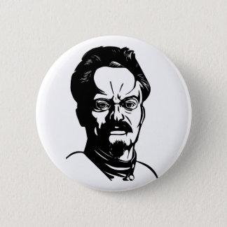 Leon Trotsky Ronde Button 5,7 Cm