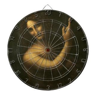 Leonardo da Vinci - Heilige John het Doopsgezinde Dartbord