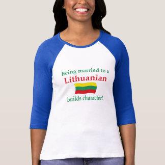 Let bouwt Karakter T Shirt