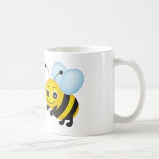 Leuk bijenontwerp koffiemok