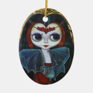 Leuk Doll van de Vampier met het Ornament van de