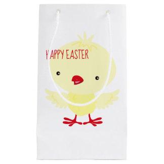 Leuk Geel Eendje   Pasen Klein Cadeauzakje