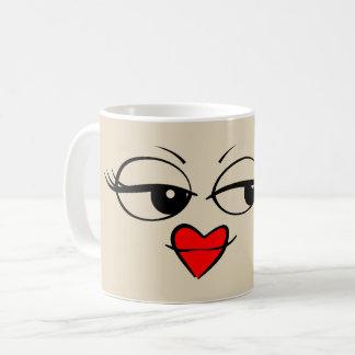 Leuk Gezicht Koffiemok