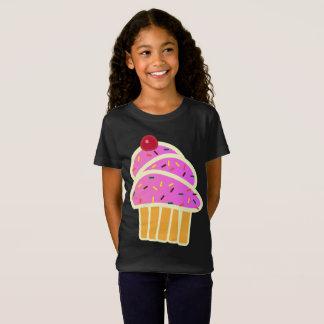Leuk Groot T-shirt Cupcake