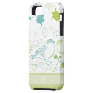 Leuk iPhoneHoesje van Vogels en van Bessen Tough iPhone 5 Hoesje