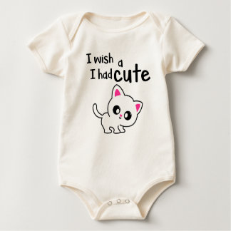 leuk kat voor baby baby shirt