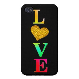 leuk kleurrijk de dekkingsontwerp van het iPhone 4 case