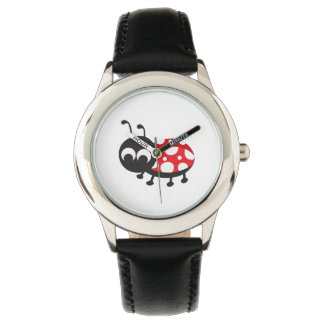 Leuk Lieveheersbeestje Horloge
