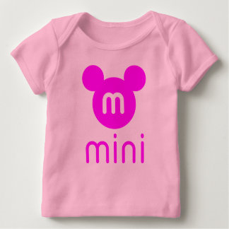 Leuk MiniMeisje Baby T-shirt