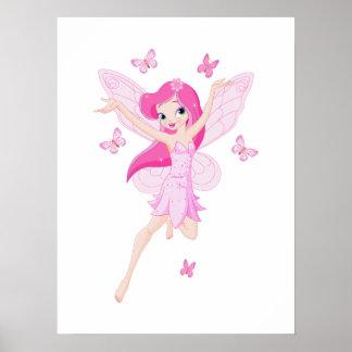 Leuk prinses kinder Poster