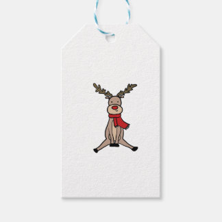 LEUK RENDIER, Rudolph Cadeaulabel