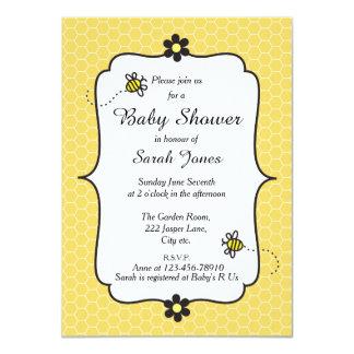 Leuk stuntel de Uitnodiging van het Baby shower