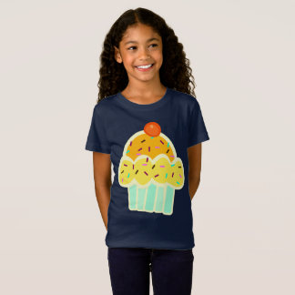 Leuk t-shirt Cupcake