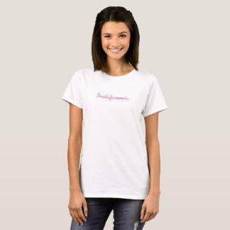 "Leuk Trendy Overhemd ""Instafamous"" T Shirt"