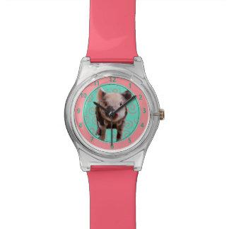 Leuk Varken - de Wervelingen van het Turkoois & va Horloge