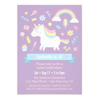 Leuk Weinig Partij van de Verjaardag van de 11,4x15,9 Uitnodiging Kaart