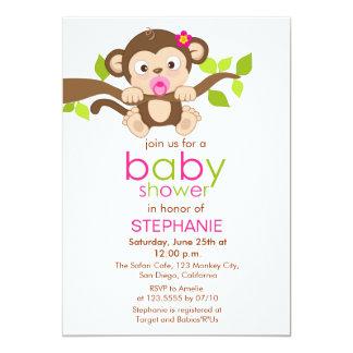 Leuk Weinig Uitnodiging van het Baby shower van
