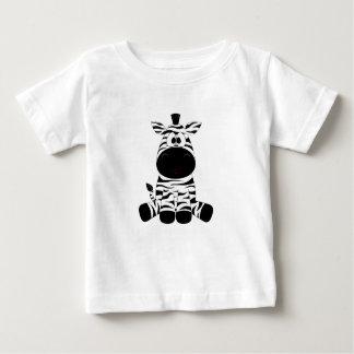 Leuk Zebra Baby T Shirts