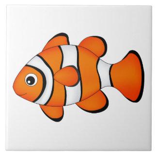 leuke clownvissen tegeltje