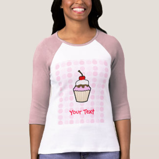 Leuke Cupcake T Shirts