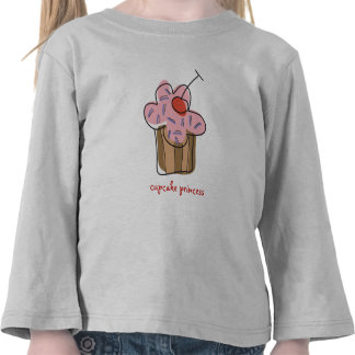 Leuke de Bakkerij van de Banketbakkerij van Cupcak Tshirt
